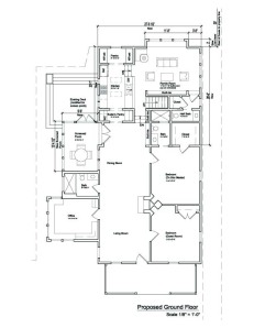 Proposed Ground Floor copy