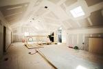 Alternate Drywall Progress
